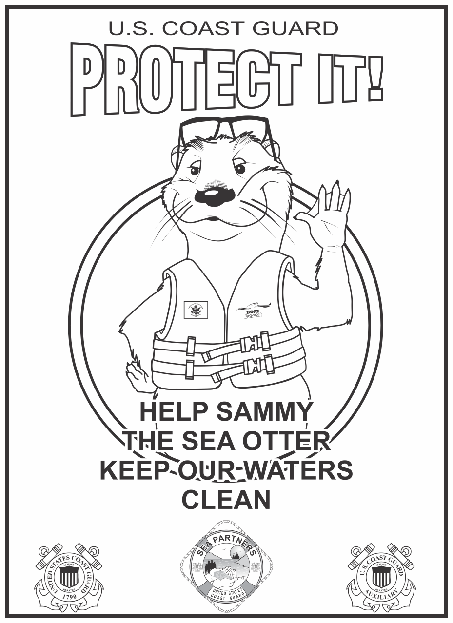 Here Are Some Example Artwork For Clear Water NALMS Safety Color Ons