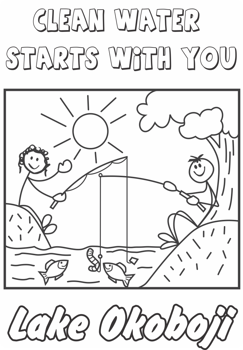 76 Water Safety Coloring Book Pdf
